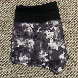 """🍋 Lululemon speed shorts 4"""""""